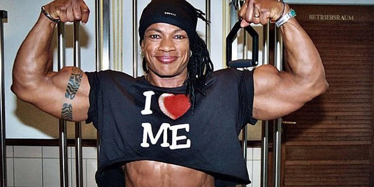 Renne Toney, la mujer con los músculos más grandes del mundo