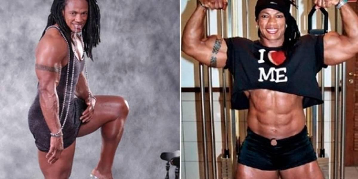 VIDEO: Renne Toney es considerada la mujer más musculosa del mundo