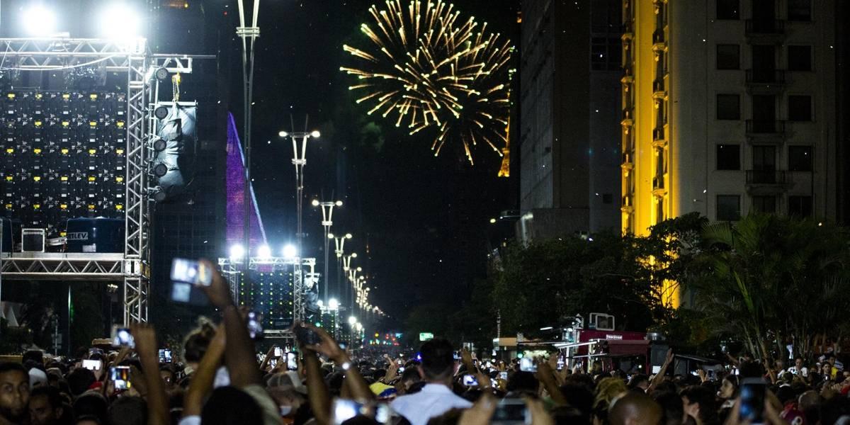 Vai passar o Réveillon em São Paulo? Então veja o que vai rolar na Paulista
