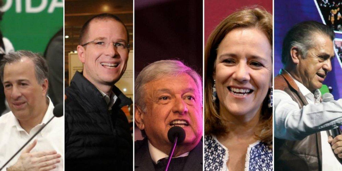 ¿Qué religiones profesan los presidenciables de México?