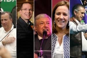 ¿A qué hora y dónde ver el primer debate presidencial?
