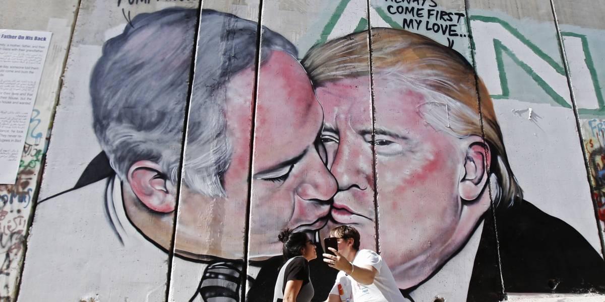 """Israel llamará """"Donald Trump"""" a la estación de tren del Muro de Lamentaciones"""