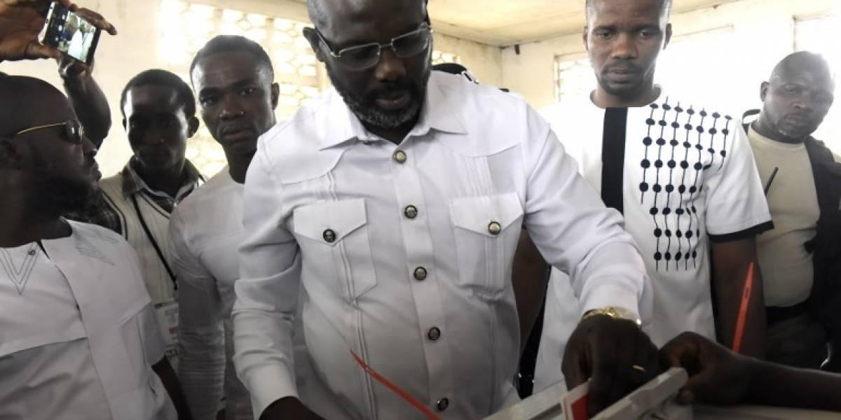 Liberianos van a las urnas para elegir presidente