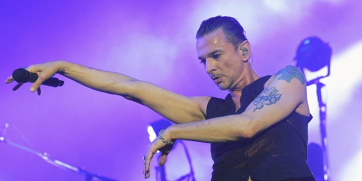 Depeche Mode, la banda con más entradas vendidas durante el 2017