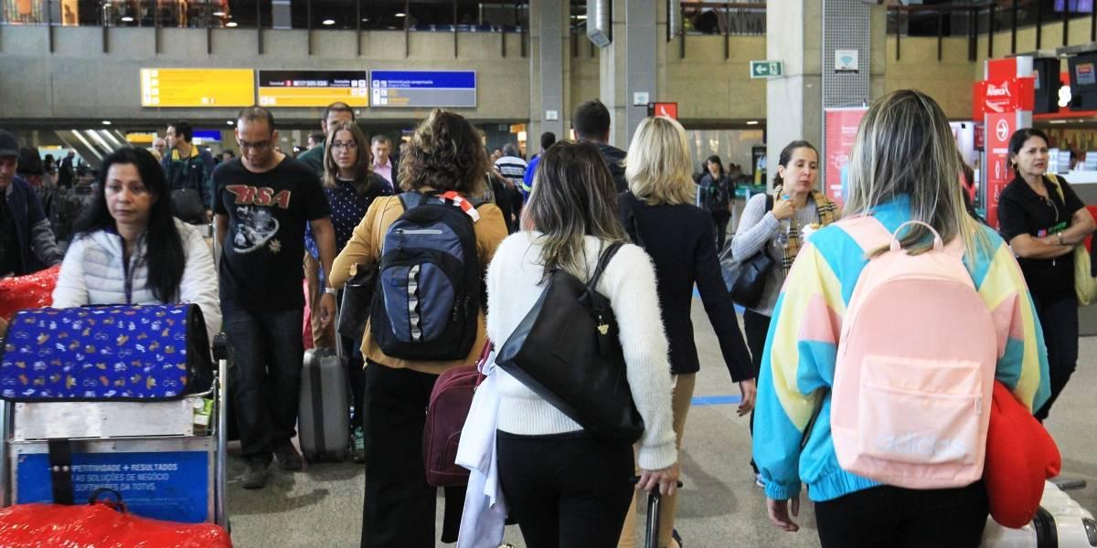 Anac autoriza reajuste de tarifas de embarque em aeroportos