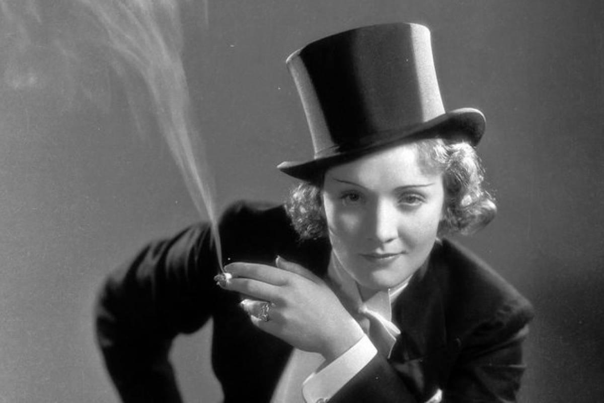 Marlene Dietrich, la musa del doodle de Google