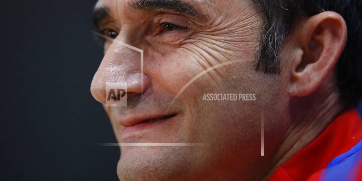 Valverde mantiene a Barcelona en lo más alto en la Liga