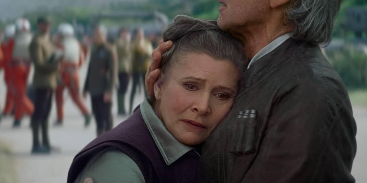 """Un año sin Carrie Fisher: Mark Hamill y el universo """"Star Wars"""" aún lloran a Leia"""