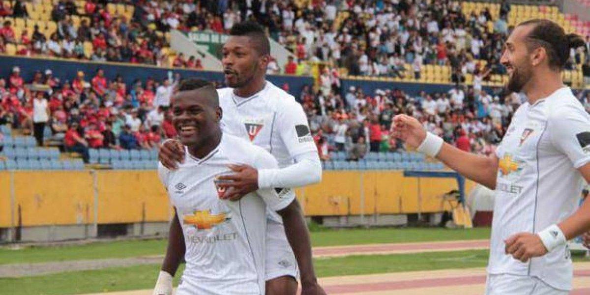 Rinson López jugó en El Nacional con documentación falsa