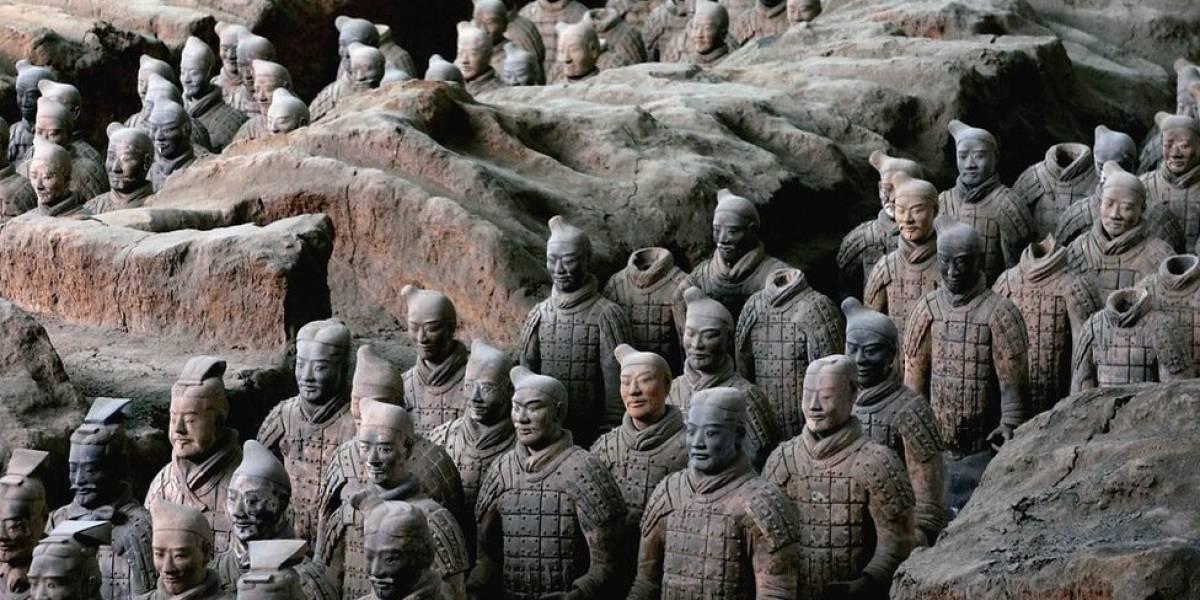 """Como fracasso na busca de imperador chinês por """"elixir da vida"""" deu origem ao Exército de Terracota"""