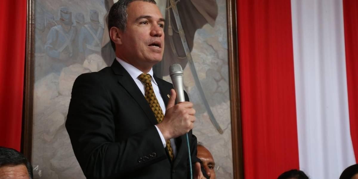Salvador del Solar anunció su renuncia al Ministerio de Cultura