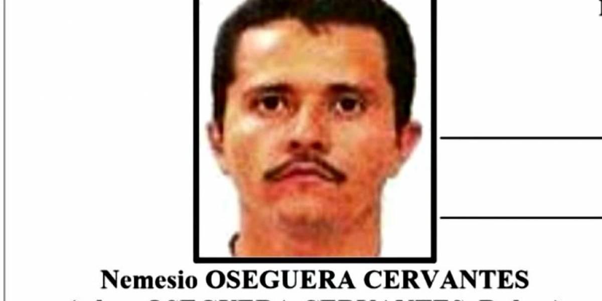 Detienen a líder de cártel mexicano en Brasil