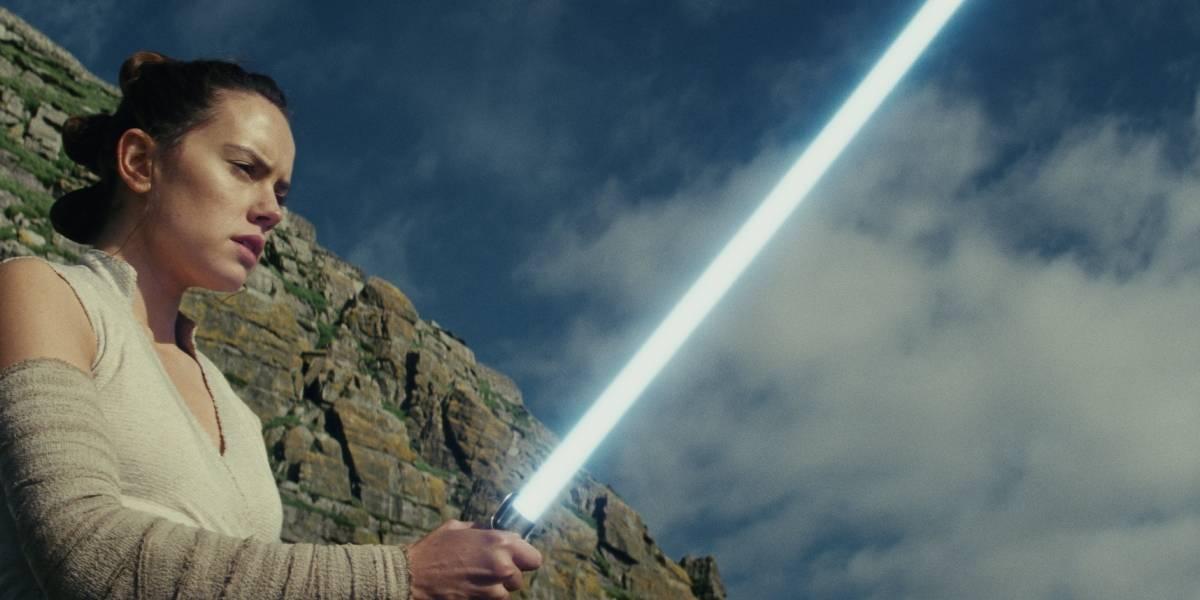 """The Last Jedi"": casi 100 millones en fin de semana navideño"
