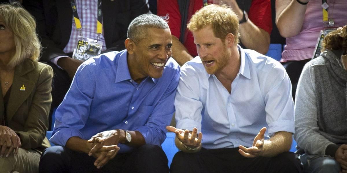 ¿El mejor amigo de Harry puede perderse la boda real? Gobierno británico teme que Trump se enoje si invitan a Obama