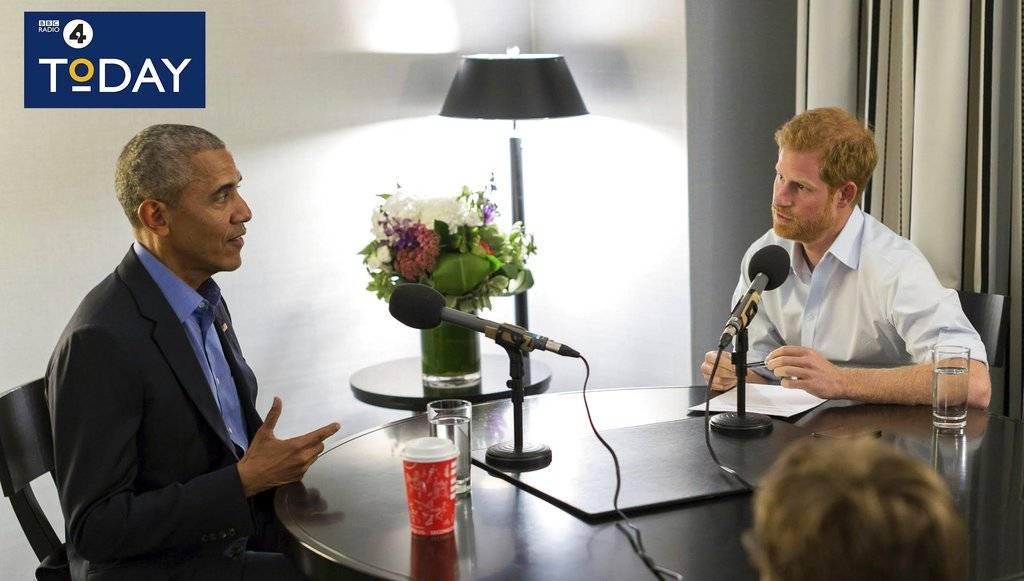 Obama Harry