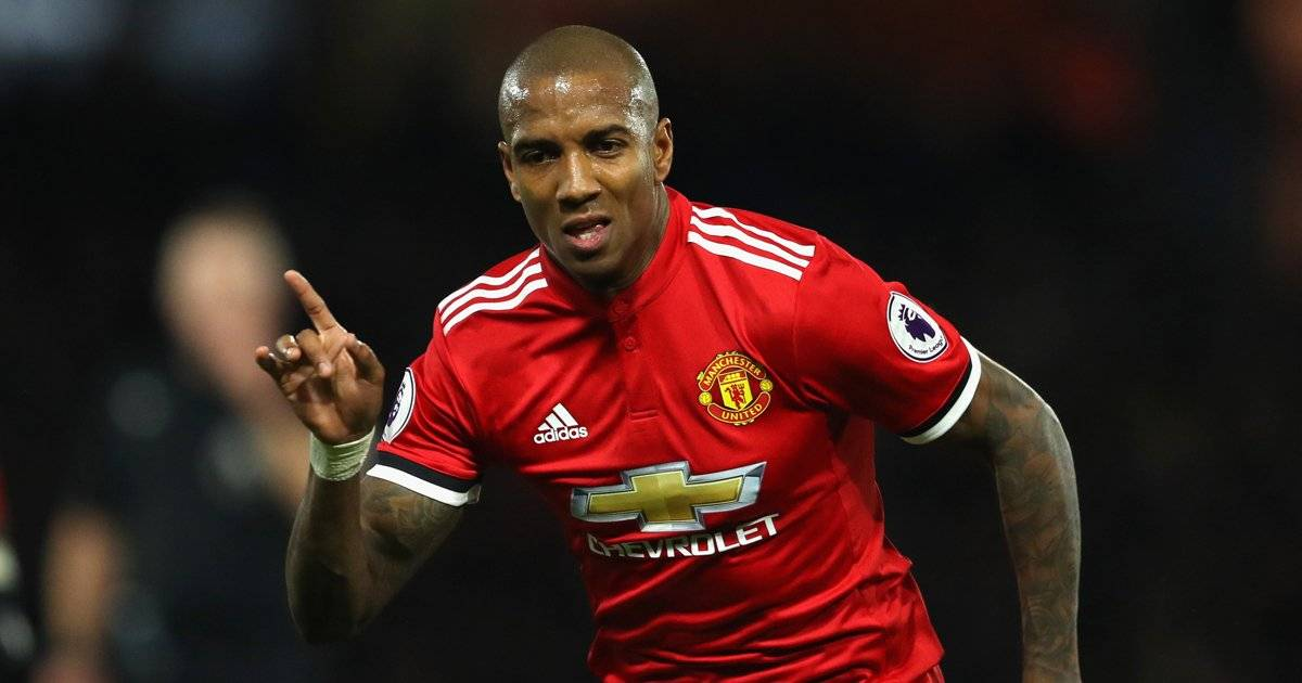 Ashley Young (atacante/lateral) - Manchester United Richard Heathcote/Getty Images