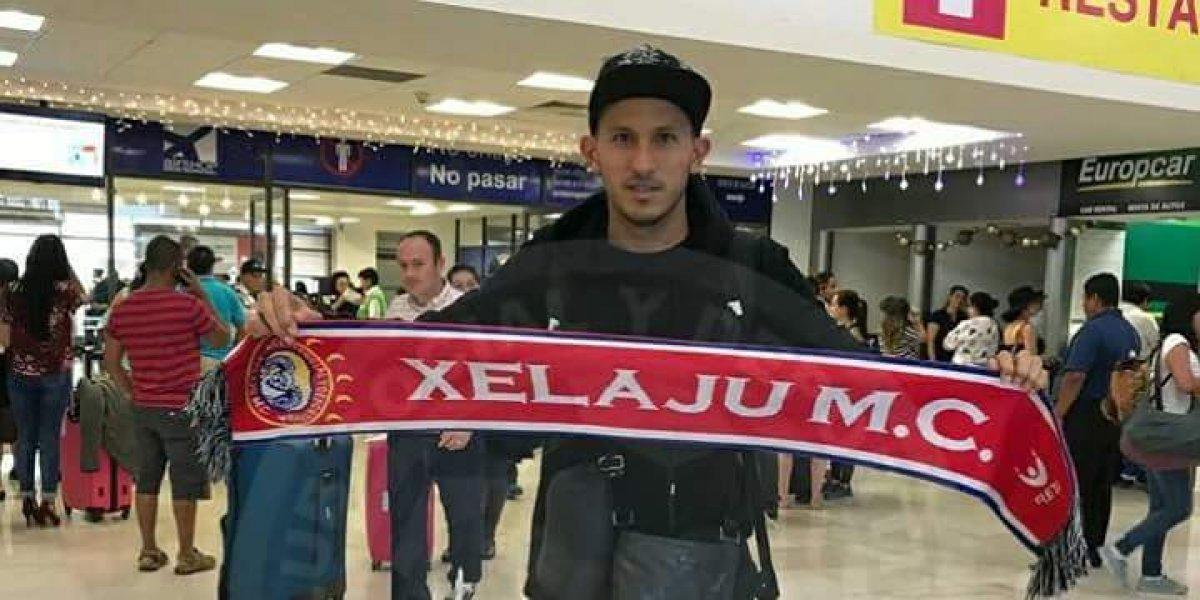 Exjugador del Monterrey se une a Xelajú y se despide con nostalgia de su mejor amigo