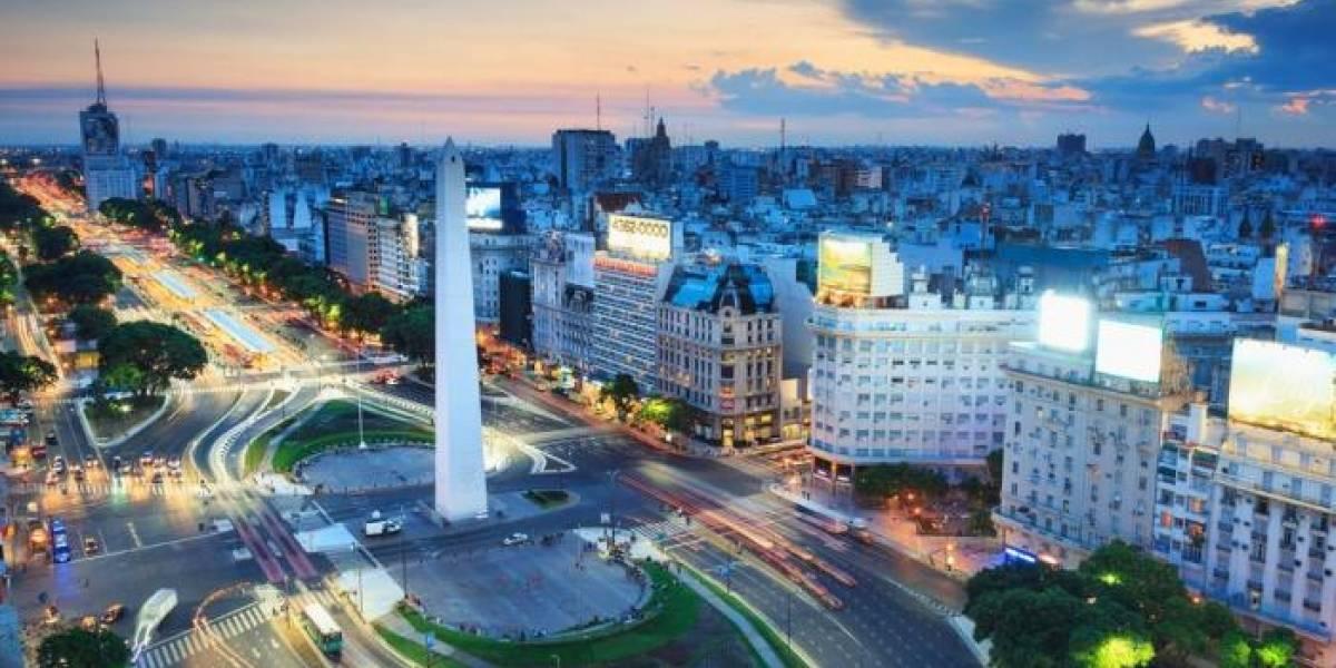 Argentina va con todo por los turistas: reduce las tasas para los cruceros de gran tamaño
