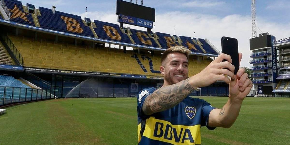 Boca Juniors oficializa contratação de Buffarini, ex-São Paulo