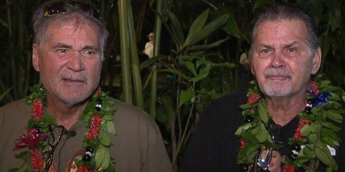 Una familia que se elige: fueron amigos por 60 años y finalmente descubrieron que eran hermanos