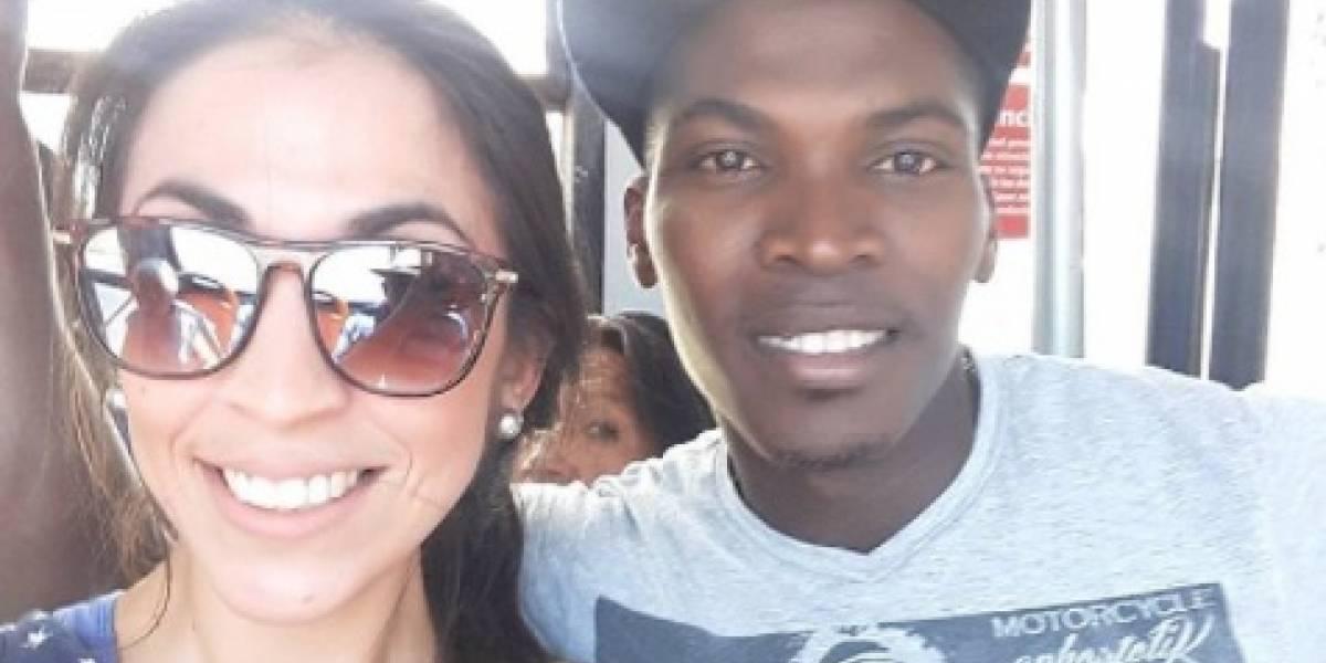 """El """"dominicano héroe"""": la historia del joven que impidió robo en el Transantiago y que evidenció el racismo que hay en Chile"""
