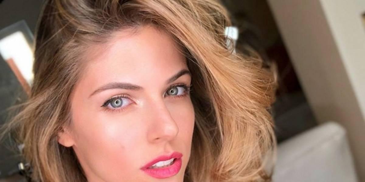 El radical cambio de look de la actriz Stephanie Cayo