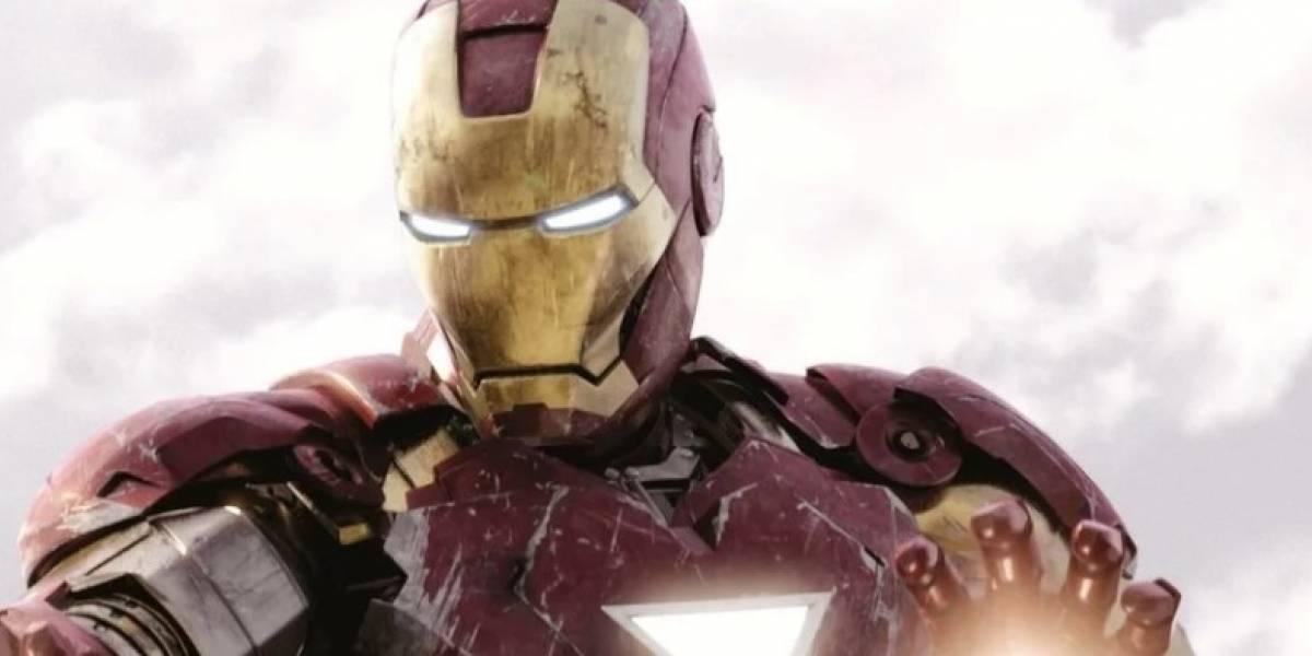 Vengadores Infinity War: Se revela nueva y revolucionaria armadura de Iron Man