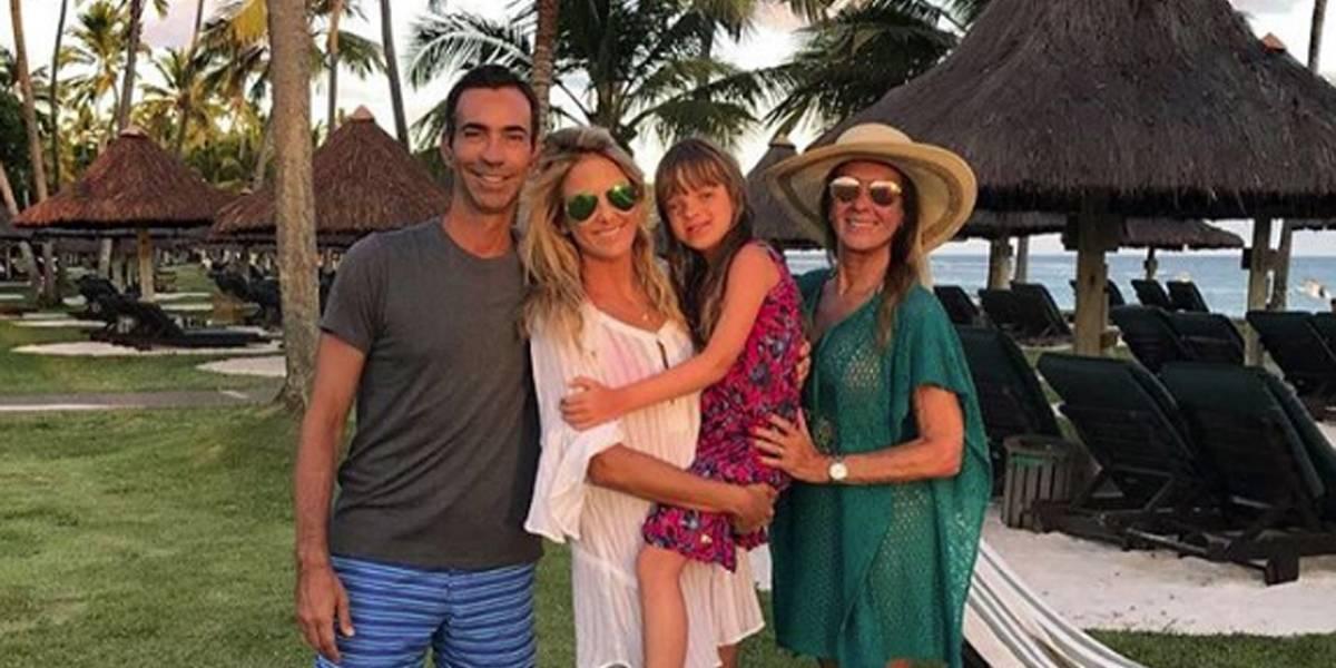 Tralli 'bronzeado' chama atenção na TV após passar o Natal na Bahia