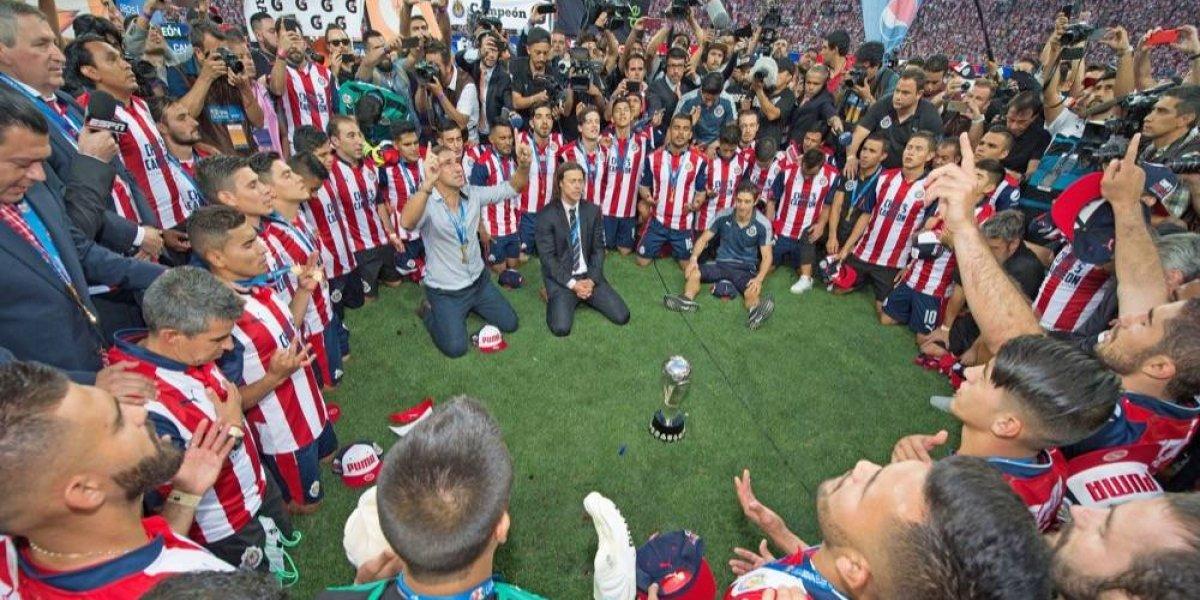 Los ocho momentos de Chivas en 2017