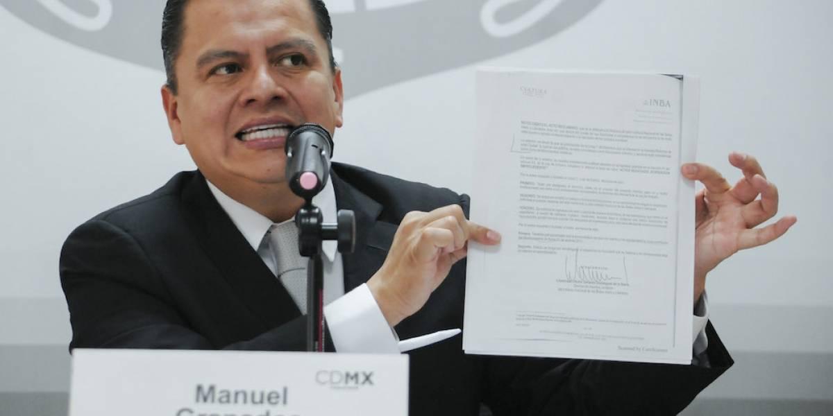 Renuncia senador tabasqueño al PRD para sumarse a Morena