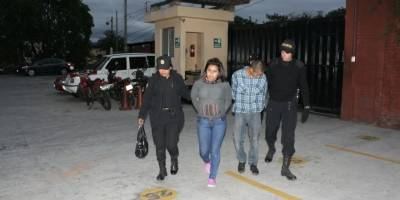 detenidos por herir de bala a ayudante de rutas Quetzal