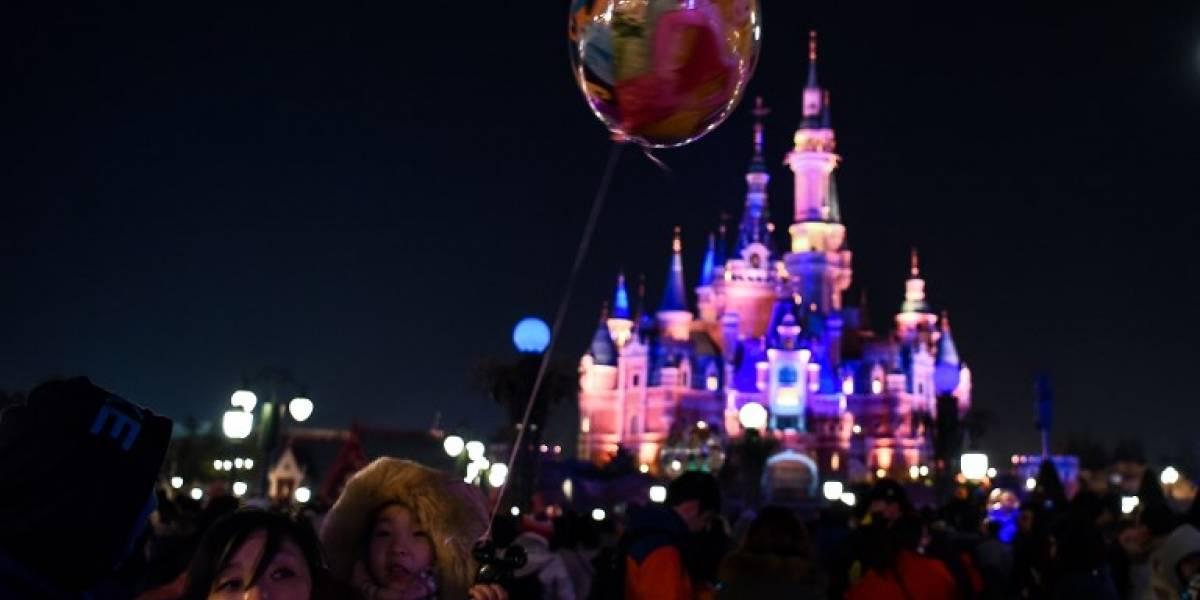 Apagón obliga a evacuar varias atracciones en Disneylandia