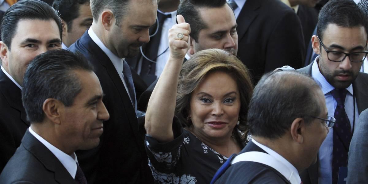 AMLO se asocia a CNTE y Elba Esther Gordillo, denuncia Meade