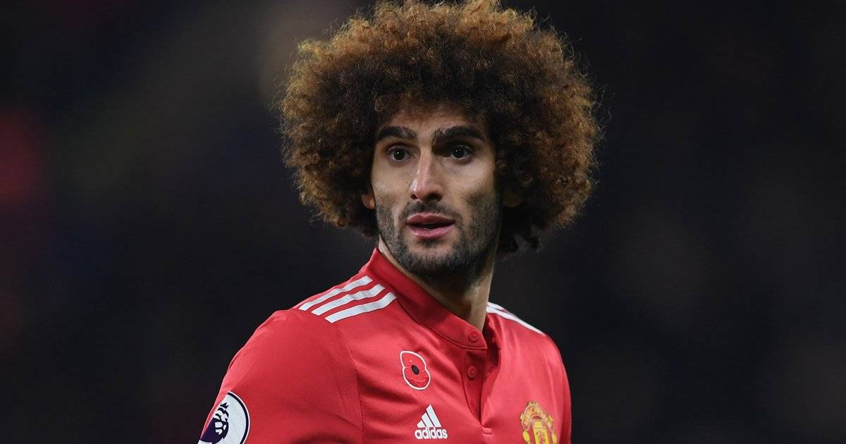 Fellaini (meio campo) - Manchester United Shaun Botterill/Getty Images