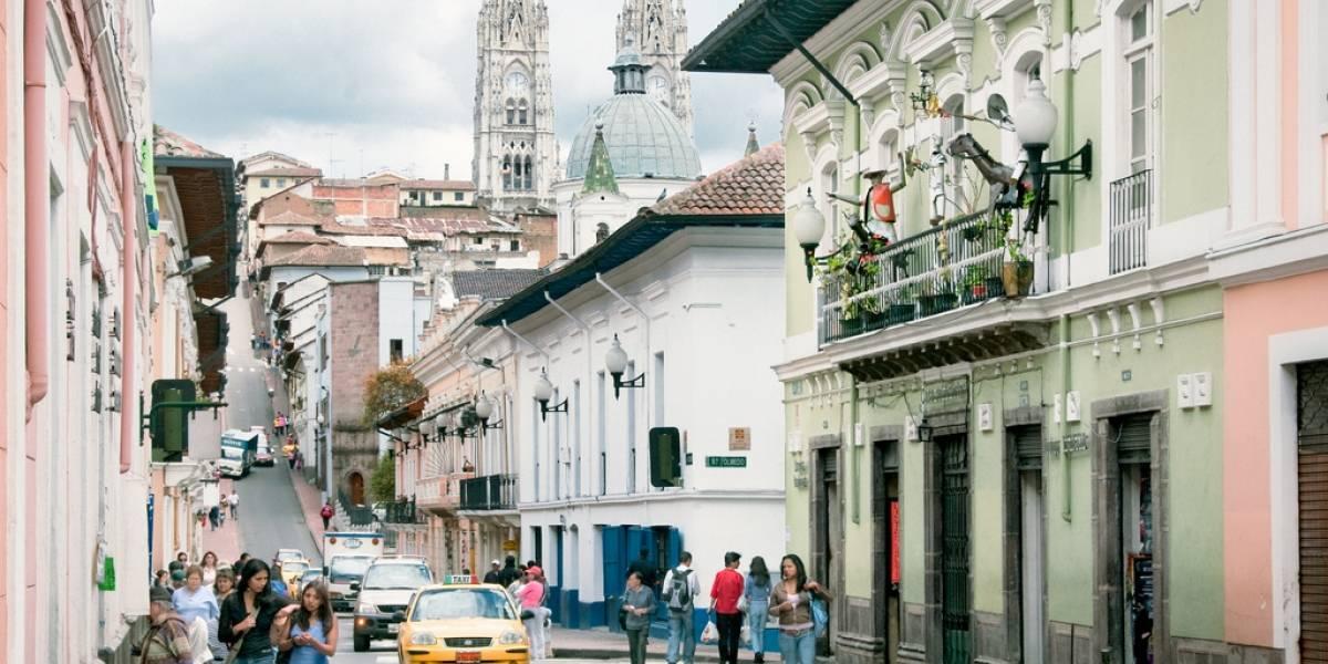 Se iniciará obras para peatonización en calles García Moreno y Chile