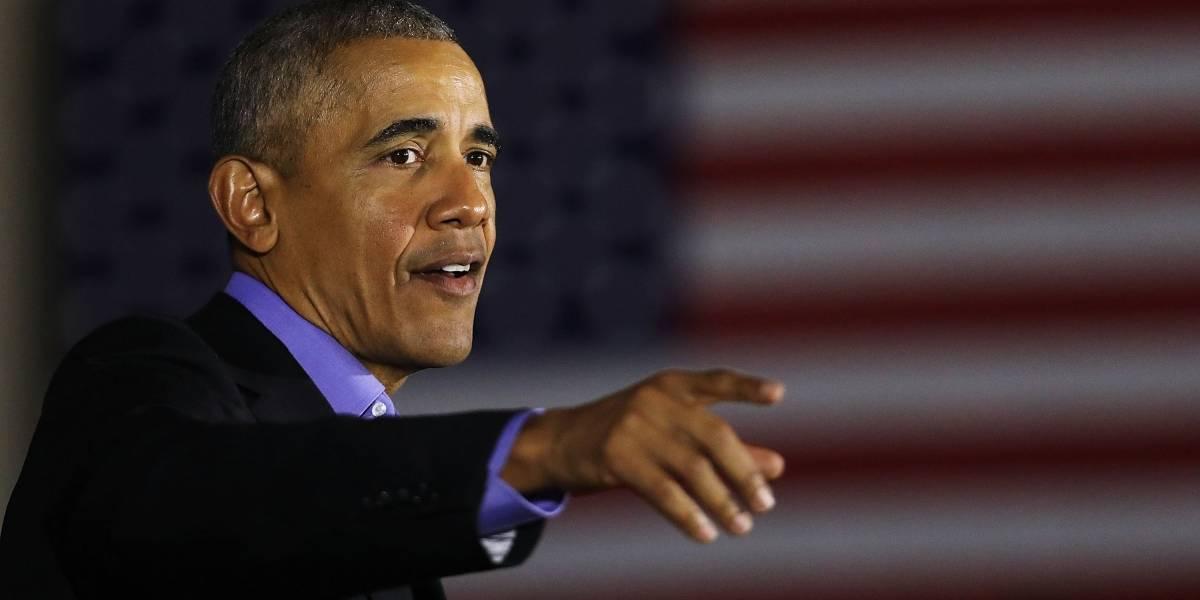 Barack Obama es elegido como el 'hombre más admirado' de EU