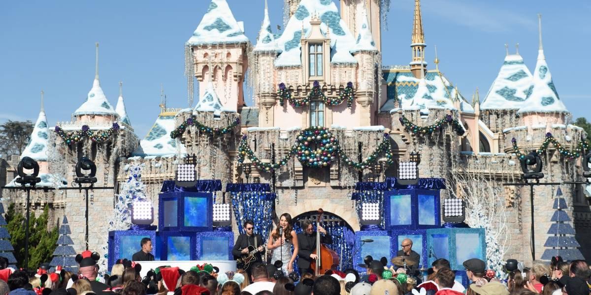 Apagón en Disneyland deja a varios atrapados en juegos mecánicos