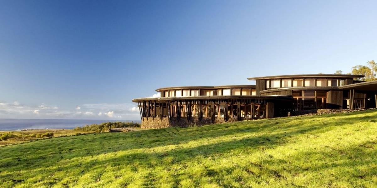 Tres hoteles chilenos destacan en la lista de oro mundial de 2018