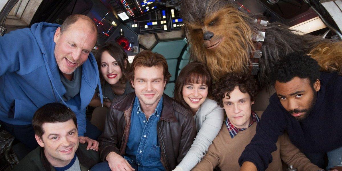 Revelan nuevos detalles de la película de Han Solo