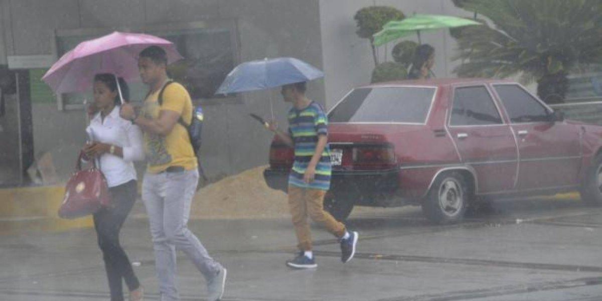 Onamet pronostica aguaceros moderados para este miércoles