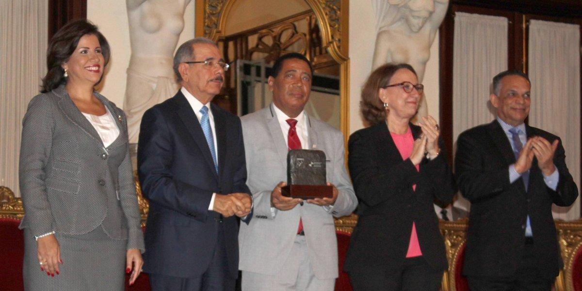 Ventura Camejo destaca logros de la Administración Pública dominicana en el año 2017