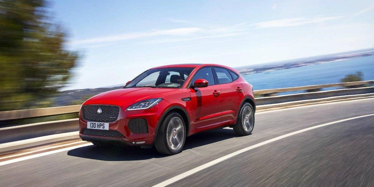 El E-Pace abrirá el 2018 para Jaguar