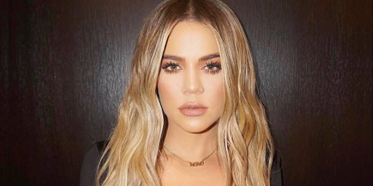 Khloé Kardashian conta que câmeras do reality show souberam de sua gravidez antes das irmãs