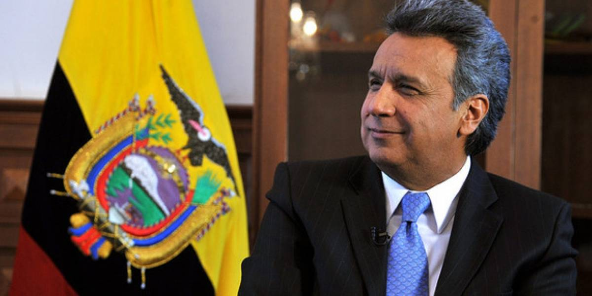 Cedatos: Credibilidad de Lenin Moreno se ubica en 62,8%