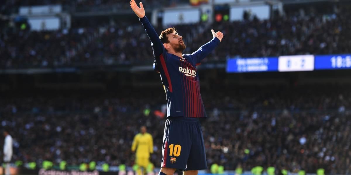 Lionel Messi es el latino mejor pagado; no figura ningún mexicano
