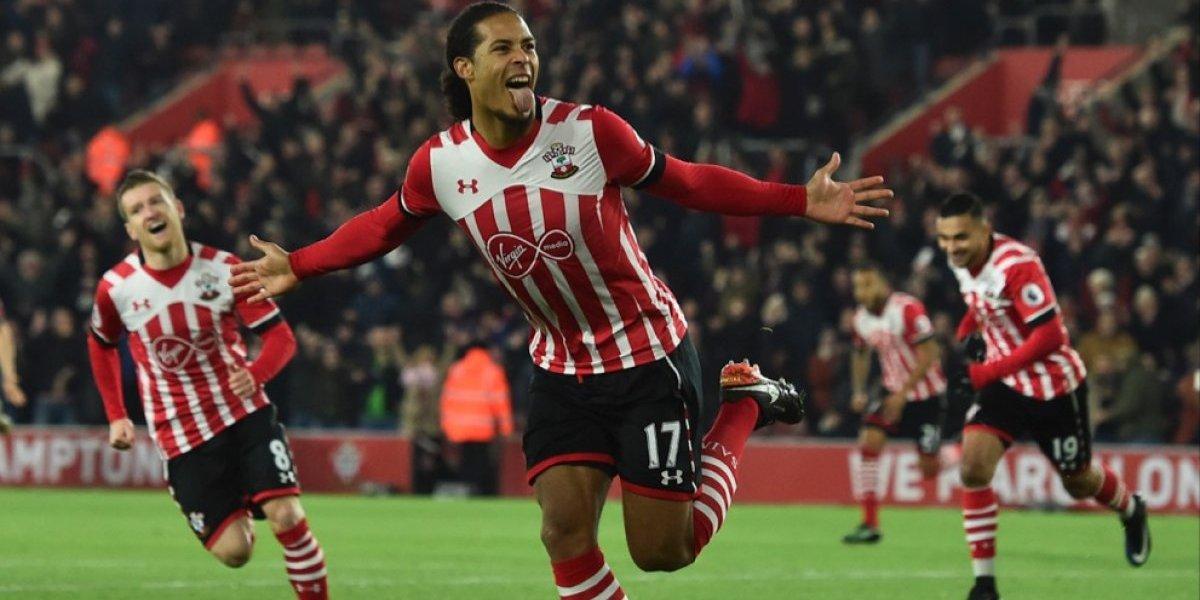 Liverpool ficha a Van Dijk y Liverpool rompe el mercado de fichajes con el defensa más caro de la historia