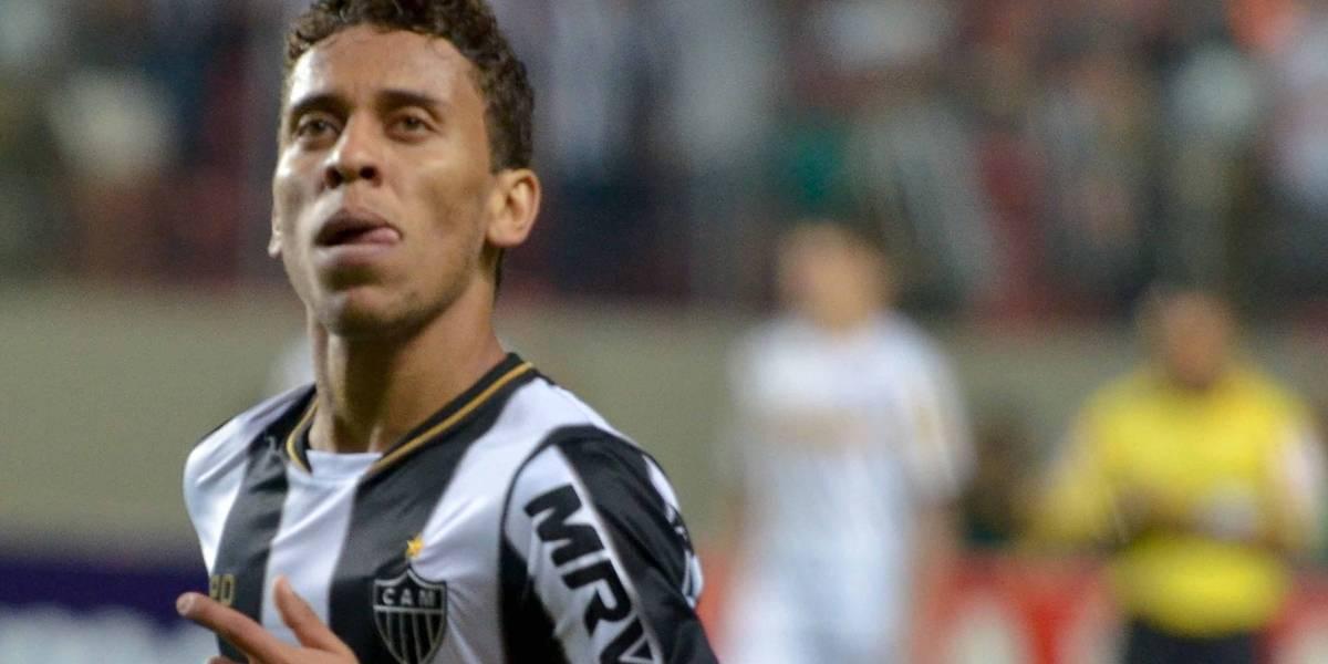 Emprestado ao Palmeiras, Marcos Rocha agradece Atlético-MG