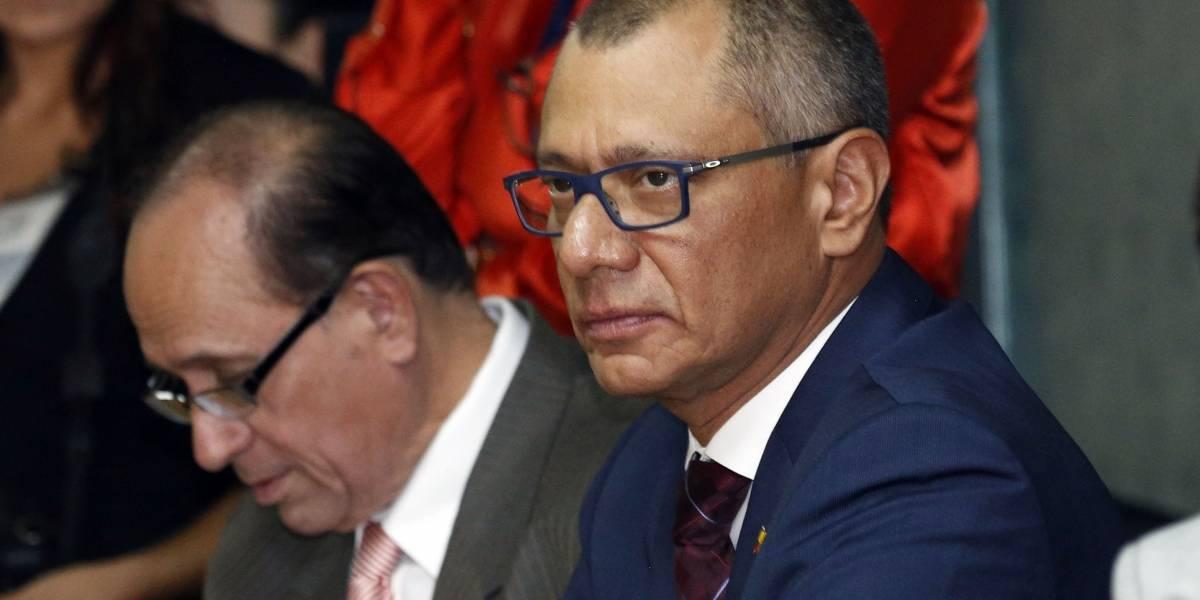 Contraloría confirma destitución de Jorge Glas