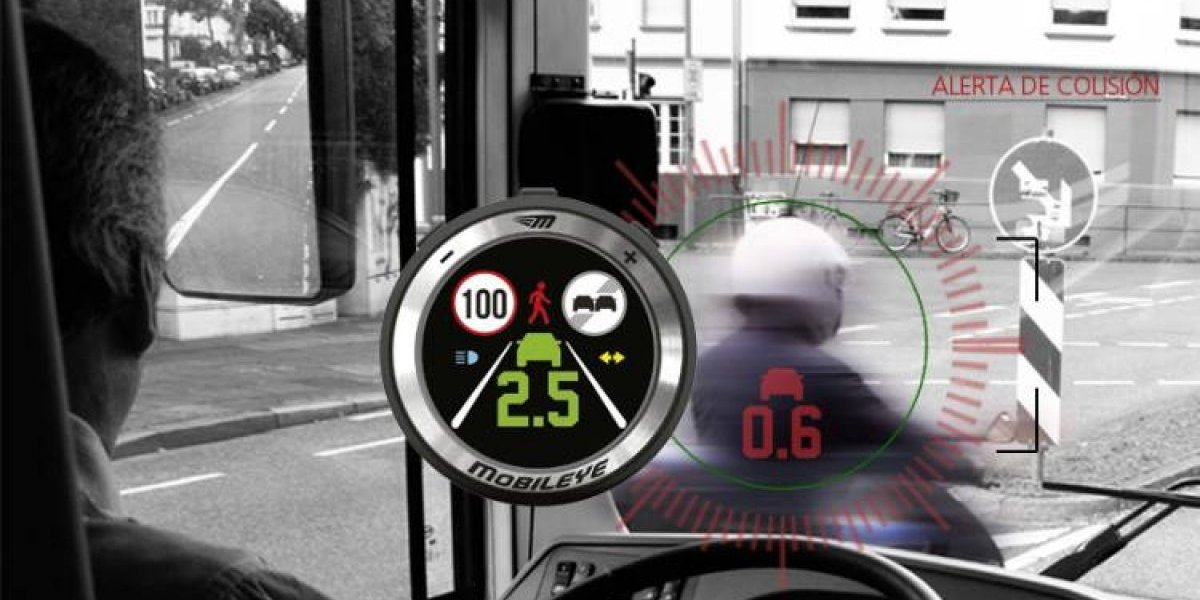 Mobileye, una alternativa para prevenir accidentes en estas fiestas