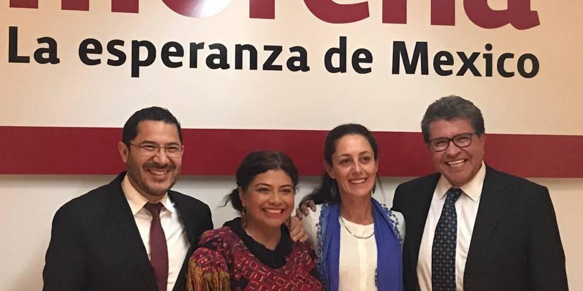 Recula AMLO; candidato a la CDMX será Monreal